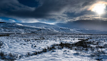 Yorkshire Dales In The Snow