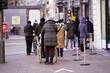 Antwerp street Photography lockdown 2 December 2020