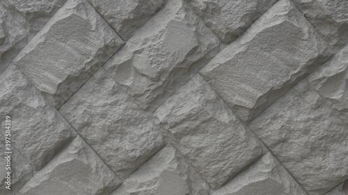 石の壁 © あゆみ 柴田