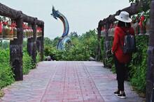 Wat Phu Manorom, Mukdahan Province, Thailand