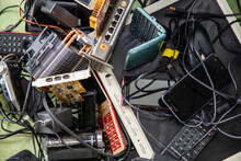 Assorted Electronic Products E-waste