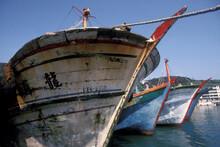 TAIWAN KEELUNG FISHINGVILLAGE
