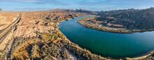 Colorado River In Southern Arizona