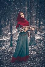Beautiful Girl Villager