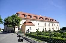 Gotycki Zamek Królewski W Niepołomicach
