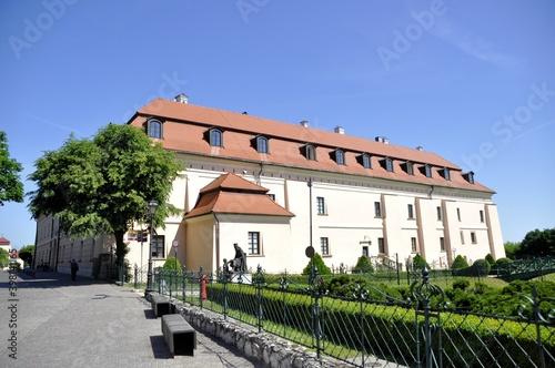 Obraz Gotycki zamek królewski w Niepołomicach - fototapety do salonu