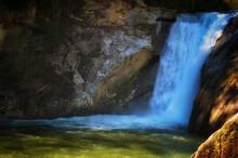 Elk River Waterfalls In Avery County North Carolina