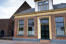Reformed Church Of Appingedam With Adjoining Rectory, The Rectory Dates From 1879 And Has Neoclassical Features