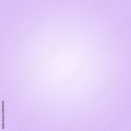Studio Background Concept - abstract empty light gradient purple studio room background for product Wallpaper Mural