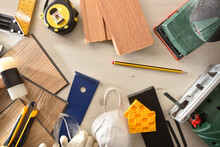Material For Service Of Assembly And Repair Of Wooden Floors