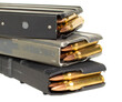 canvas print picture - Three different kinds of assault rifle magazines