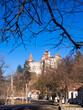 Bran Castle - Home of Dracula in Transilvania, Romania