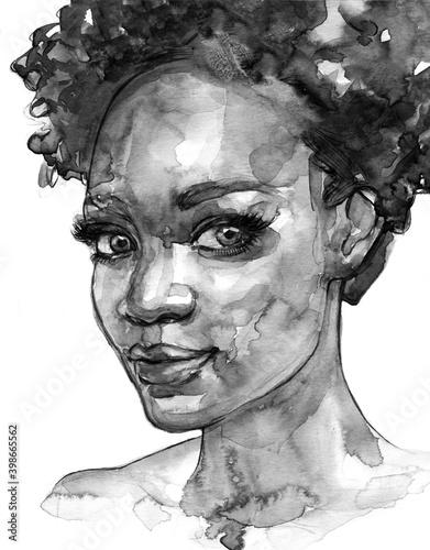 Wallpaper Mural On her skin
