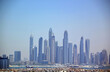Dubai, United Arab Emirates, palm Jumeirah, skyscraper
