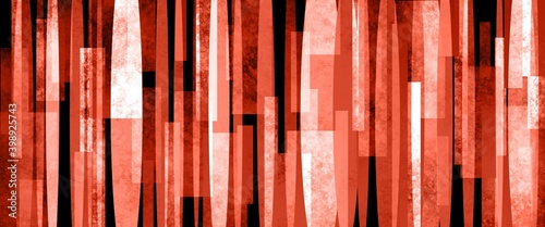 Obraz abstract retro red background - fototapety do salonu
