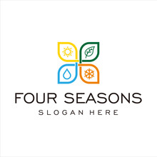 Four Seasons Logo Design