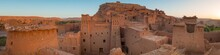 Rooftop View - Ksar Of Ait Ben Haddou, An Ancient Fortified City Of Morocco