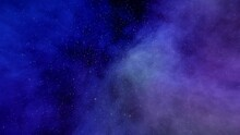 Stars In Sky, Starry Night Starlight Shine Of Milky Way, Space Cosmic Background, Starry Background, Galactic Background 3d Render
