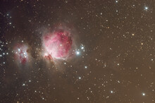 Great Orion Nebula Complex