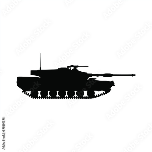 War Army Tank, Military Heavy Panzer Wallpaper Mural