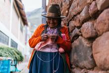 Peruvian Idigenous Woman