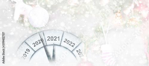 Foto Countdown to midnight