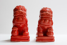 Foo Dogs Salt And Pepper Shakers
