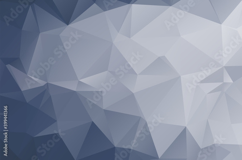 Foto Abstract triangles background design Eps 10 vector illustration
