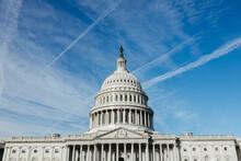 United States Capitol In Washington D.C.