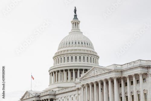 Photo United States Capitol in Washington DC