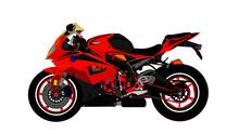 BMW Sports Bike