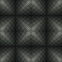Pattern Of The Old Metal Mesh Chain-link. Abstract Grunge Pattern