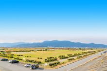 静岡県富士市 富士川緑地公園