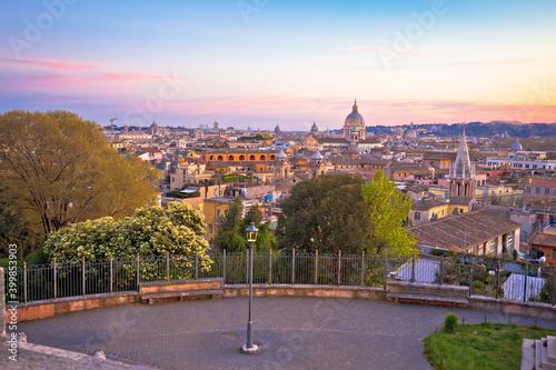Eternal city of Rome Fotobehang