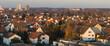 Panorama Egelsbach von oben