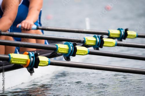 Obraz na plátně European rowing junior championship, Belgrade