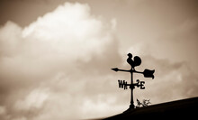 Wind Vane Weathervane