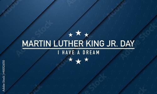 Fototapeta Martin Luther King Jr