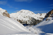 Désert Blanc Du Queyras - Alpage De Clapeyto