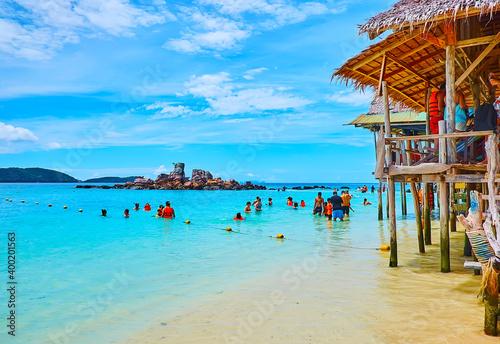 Fotografija The beauty of Khai Nai island, Phuket, Thailand