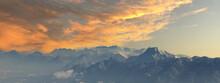 Berggipfel Panormana
