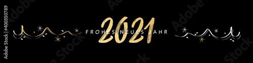 Valokuva Frohes neues Jahr 2021