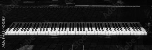 Klaviatur Fototapete