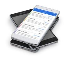 Smartphone News Applications