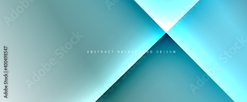 Valokuvatapetti Fluid gradients with dynamic diagonal lines abstract background