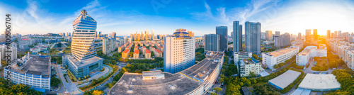 Tablou Canvas Urban scenery of Xiamen City, Fujian Province, China