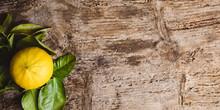 Bergamotto Giallo Per Essenze Profumate