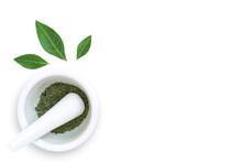 Herbal Henna Leaf
