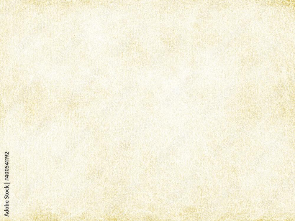 Fototapeta 黄色と白の和紙みたいな背景