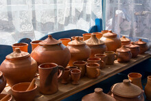 Handmade Ceramic Jugs